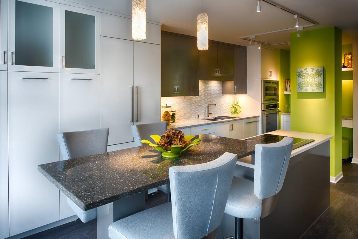 Dura Supreme Cabinetry kitchen design by Studio M Kitchen & Bath, Plymouth, MN.