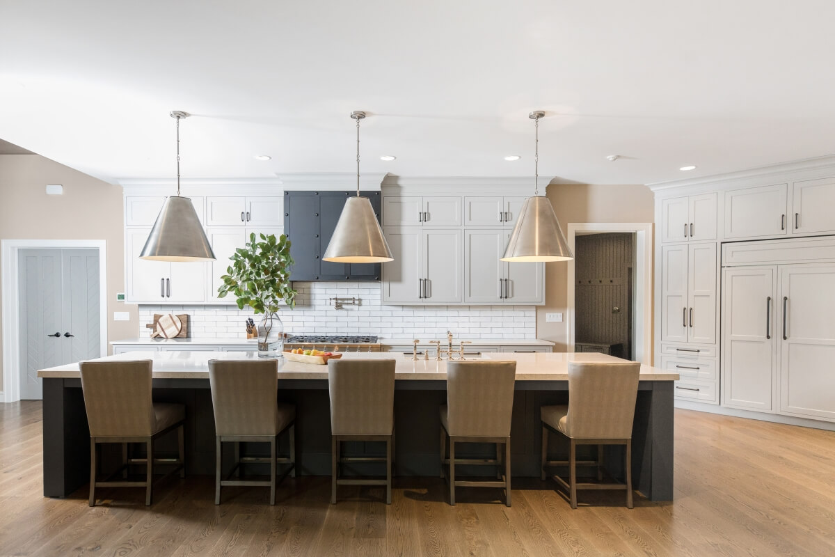 Dura Supreme Cabinetry design by Mariotti Building Products, Pennsylvania.